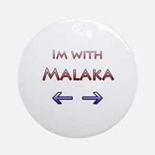 Malaka Ornament (Round)