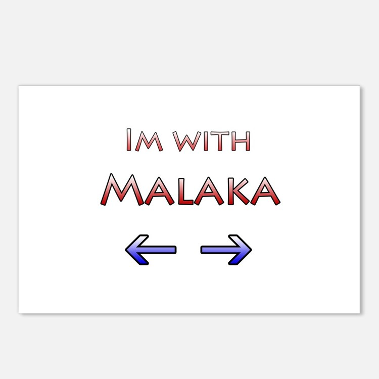 Malaka Postcards (Package of 8)