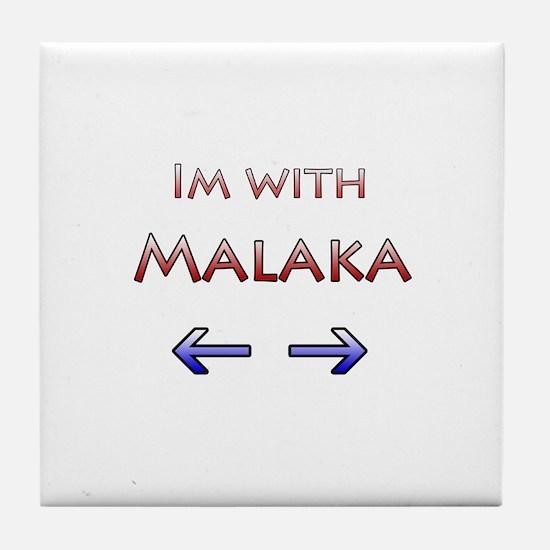 Malaka Tile Coaster