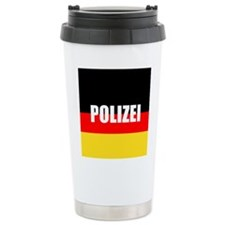 Polizei Travel Mug