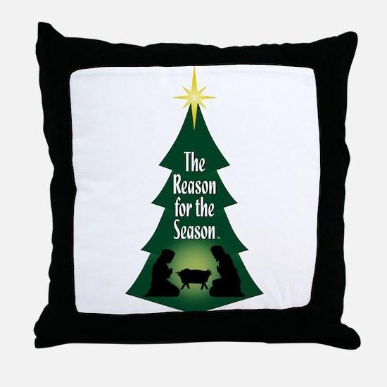 Reason for the Season Pillow