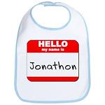 Hello my name is Jonathon Bib