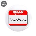 Hello my name is Jonathon 3.5