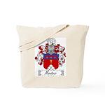 Montesi Family Crest Tote Bag