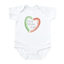 Vive Ride Ama Infant Bodysuit
