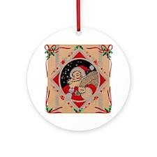 Tomte Bon Fire Ornament (Round)