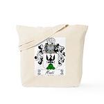 Monti Family Crest Tote Bag