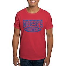 Proud Nurse's Sister T-Shirt