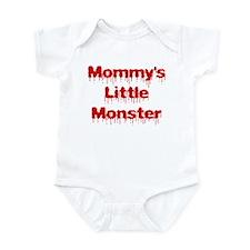 Mommy's Little Monster 2 Infant Bodysuit