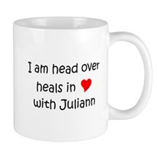 Funny I love juliann Mug