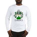 Monticelli Family Crest Long Sleeve T-Shirt