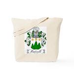 Monticelli Family Crest Tote Bag