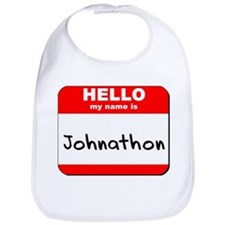 Hello my name is Johnathon Bib