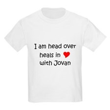 Cute I heart jovan T-Shirt