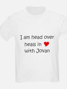 Unique I heart jovan T-Shirt