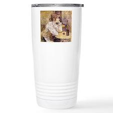 The Hangover (Woman Drinking) Travel Mug