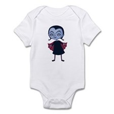 Vampire Girl Infant Bodysuit