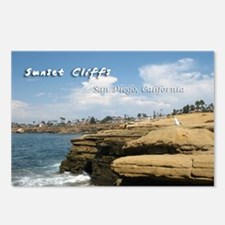Sunset Cliffs Postcards (Package of 8)