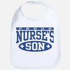 Proud Nurse's Son Bib