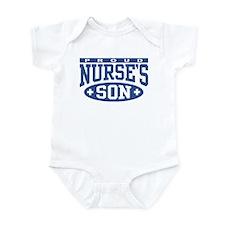 Proud Nurse's Son Infant Bodysuit