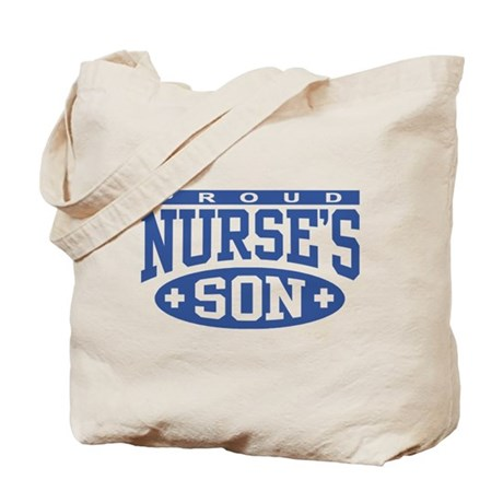 Proud Nurse's Son Tote Bag