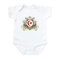 Stylish Tunisia Infant Bodysuit