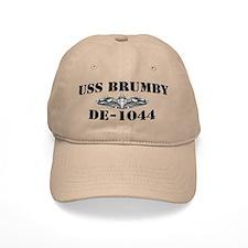 USS BRUMBY Baseball Cap
