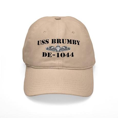 USS BRUMBY Cap
