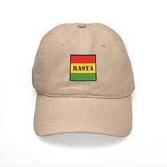 Rasta Gear Shop Rasta Baseball Cap