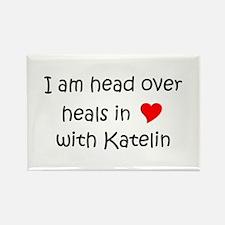 Cool Katelin Rectangle Magnet