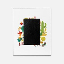 viva mexico Picture Frame