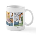 """Mac & Jill """"Roadkill"""" Coffee Mug"""