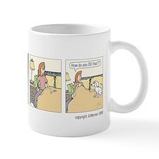 "Mac & Jill ""Cookie Caper"" Mug"