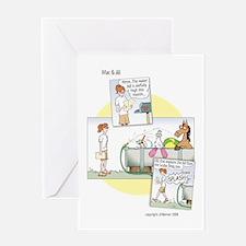 "Mac & Jill ""Water Trough"" Card"