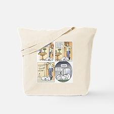 """Mac & Jill """"Tattle Tail"""" Tote Bag"""