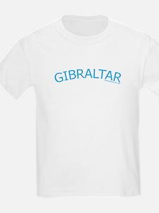 Gibraltar - Kids T-Shirt