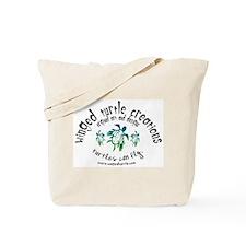 Winged Turtle Logo Tote Bag