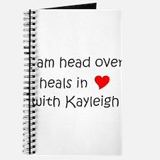 Cute Kayleigh Journal