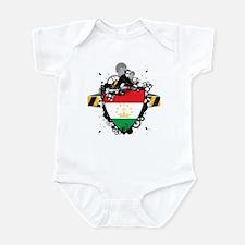 Hip Tajikistan Infant Bodysuit