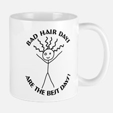 Bad Hair Days are Best Mug