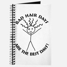 Bad Hair Days are Best Journal