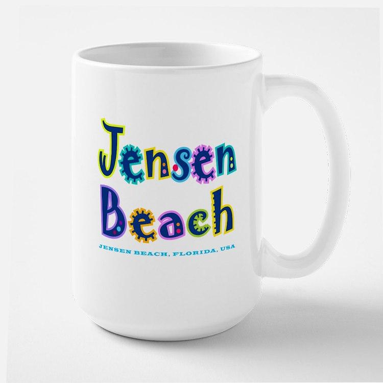 Jensen Beach - Mugs