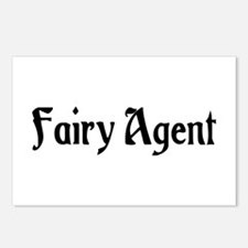 Fairy Agent Postcards (Package of 8)