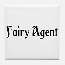 Fairy Agent Tile Coaster