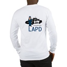 Profiled by LAPD Long Sleeve T-Shirt