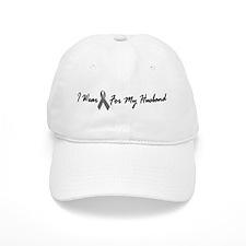I Wear Grey For My Husband 1 Hat