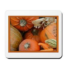 Halloween Pumpkins Mousepad