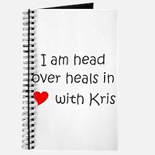 Funny I love kris Journal