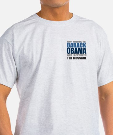 The Message T-Shirt