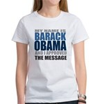 The Message Women's T-Shirt
